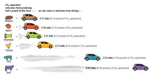 CO2 equivalent emissions